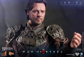 Russell Crowe Figure from Superman Man Of Steel MMS201 - $320.67