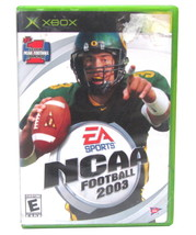 Microsoft Game Ncaa football 2003 - $4.99