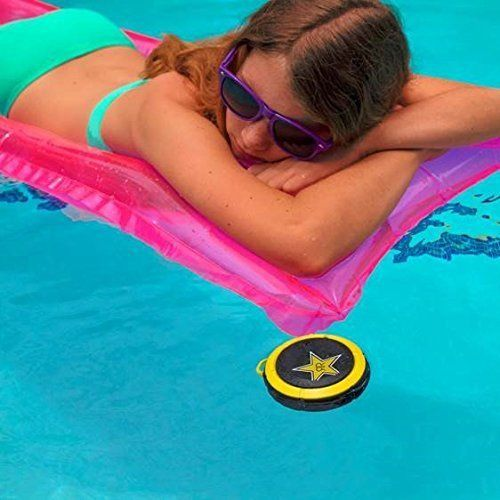 Scosche BTBBRS RockStar Edition BoomBuoy Waterproof Wireless Speaker
