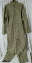Desert Storm Air Force Flight Suit Intermediate Coveralls Mens Sz S 000-540-2-84 - $69.29