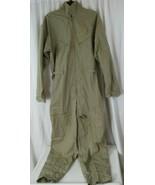 Desert Storm Air Force Flight Suit Intermediate Coveralls Mens Sz S 000-... - $98.99