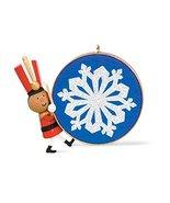 Hallmark Keepsake Ornament Tippity Tap Toy Soldier 2015 - $2.99