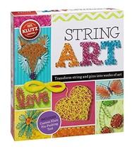Klutz String Art Book Kit - $19.51