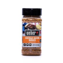 Weber Cheddar Bacon Burger Seasoning (9.5 oz.) - $7.58