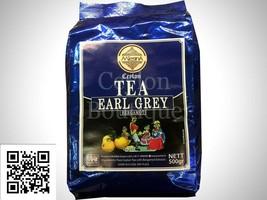 Mlesna Ceylon Tea, Earl Grey Tea 500g (17.63oz) x 02 packs - $26.72
