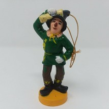 Vintage Wizard of Oz Scarecrow Ornament Turner Holiday Delites Loew's MG... - $46.53