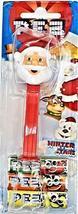 Santa Claus Pez Candy Dispenser with 2 Refills - $2.99
