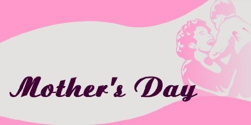 3x6 Vinyl Banner - Mother's Day Mothers