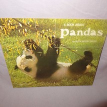 A Book About Pandas Ruth Below Gross 1980 Scholastic Book Services Paperback - $9.99