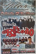 Banda El Recodo de Cruz Lizarraga in Las Vegas Hilton Flyer Ad - $5.95