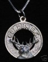 NICE Golden British Columbia Pendant Charm Canada - $13.35