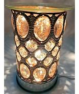 Electric Touch Fragrance Lamp/Oil Burner/ Wax Warmer/Night Light 1813g f... - $21.77