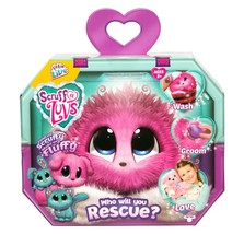 Little Live Pets Scruff-A-Luv, Puppy Kitten Or Bunny, PINK- NEW RELEASE - $29.99