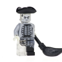 Lego Pirates of the Caribbean Officer Magda Minifigure  - $4.99