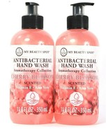 2 My Beauty Spot 11.8 Oz Aromatherapy Collection Cherry Blossom Scent Ha... - $20.99