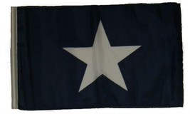ALBATROS 12 inch x 18 inch Historical Bonnie Blue Sleeve Flag for Garden... - $19.81