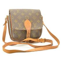 LOUIS VUITTON Monogram Cartouchiere PM Shoulder Bag M51254 LV Auth ar1933 - $240.00