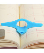XUES® 1PC/Set Thumb Convenient Multifunction Book Holder Bookmark Finger... - $1.06
