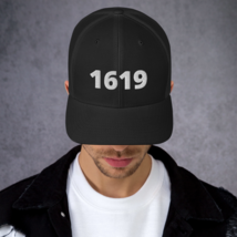 1619 Hat / Spike Lee Hat // 1619 Baseball Cap / 1619 Trucker Cap image 4