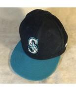 Seattle Mariners New Era Infant Size SnapBack Hat - $12.66