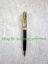 Pierre Cardin Antica Ball Pen Ballpen +1 Black Ballpen Refill - gold fin... - $10.79