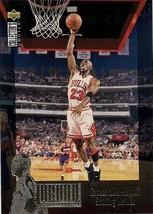 Michael Jordan Upper Deck Collectors Choice 1995 Trading Card JC11 Chica... - $4.00