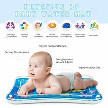 Tummy Time Mat, Inflatable Play Activity Center for 3 Months and Up image 4