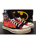 Converse DC Comics Batman 80th Anniversary Chuck 70 Classic Logo 167317C... - $85.00