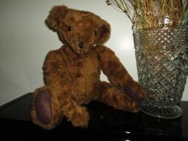 Vintage HUMPBACK BEAR Handmade One of a Kind 17.5 inch Triangular Shaped... - $332.45