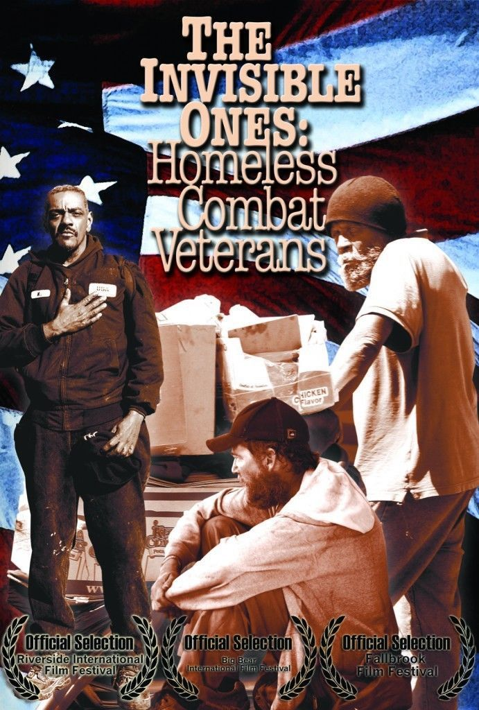 The Invisible Ones : Homeless Combat Veterans (2008 Video DVD)