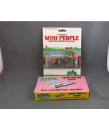 Atlas Snap-Relay #200 (Unused) and Bachmann HO Sitting Passengers 42-3312 - $15.79