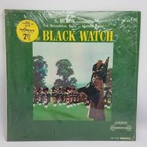 The Black Watch LP Record Album Regiment Band Scotland massed Pfeifer NM... - $24.37