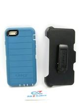 Blue OtterBox Defender PRO Case For Apple iPhone 6 Plus & 6s Plus (scratched) - $14.80