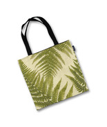 McAlister Textiles Forest Fern Green Tapestry Tote Bag - $38.25