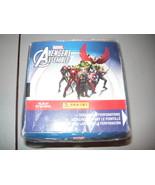 2013 Panini Marvel Avengers Assemble Sticker FACTORY SEALED Box 50 packs  - $15.49