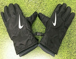 Nike Insulated Football Coaches/Players Cold Weather Gloves Black Extra Large - $49.99
