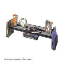 Desk Holder Organizer Mesh w/ Drawer Side Shelves Mesh Supplies Book Dis... - $53.31