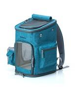 Pet Carrier, Travel Backpack, Washable, Side Pockets for Water Bottle an... - $30.18