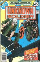 The Unknown Soldier Comic Book #224 DC Comics 1979 FINE- - $5.24