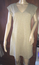 Old navy dress Light brown and gold sleeveless Size S - $13.09
