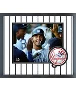 Gleyber Torres New York Yankees Celebrates Home Run - 11x14 Matted/Frame... - $42.95
