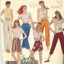 Misses Loose fitting pants or shorts pattern McCall's 3133 Size 12-14-16... - $5.50