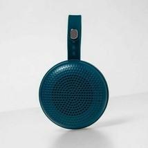heyday™ Round Portable Bluetooth Speaker with Loop - Dark Teal