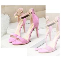 Sandals Shoes Woman Open Toe Dress Ankle Women Sandals Sequined Strap pw6CXqZrpx