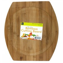 Rounded Bamboo Cutting Board OL516 - $35.99