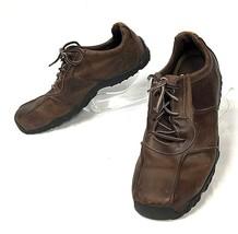 Timberland Men's Brown Leather Fashion Walking Shoe 56501 Size 12 M  (sh... - $48.92 CAD