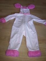 Toddler Girls Size XS Gymboree Pink Poodle Dog Halloween Costume EUC - $28.00