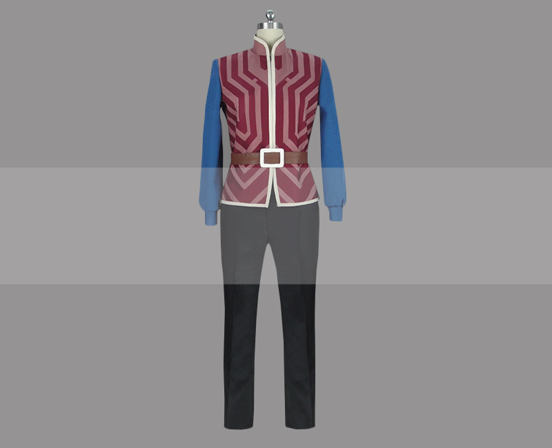 Customize The Dragon Prince Callum Cosplay Costume for Sale