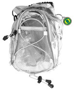 Oregon Ducks Event Pack - Clear - Great For Sports Events - New! - $25.95