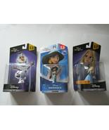 Lot of 3 Disney Infinity 2.0 3.0 Figures Alice Olaf Jasmine NIB New - $11.35